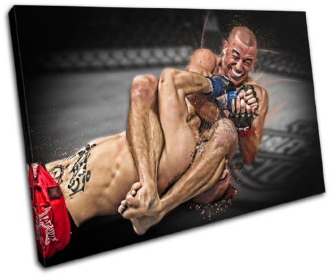MMA George St-Pierre Sports - 13-1928(00B)-SG32-LO
